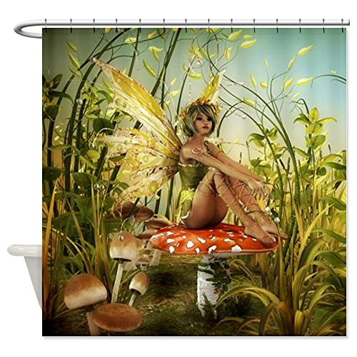 Beautiful Fairy Shower Curtains