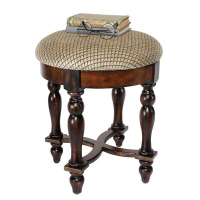 Design Toscano Grand Duchess Boudoir Vanity Stool