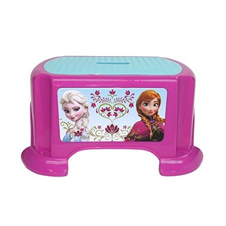 Disney Frozen Elsa and Anna Step Stool