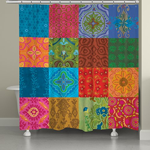 Fun Bohemian Shower Curtains