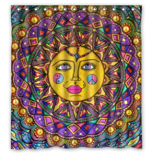 best Mandala shower curtains