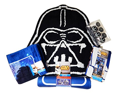 Star Wars Bathroom Accessory Set