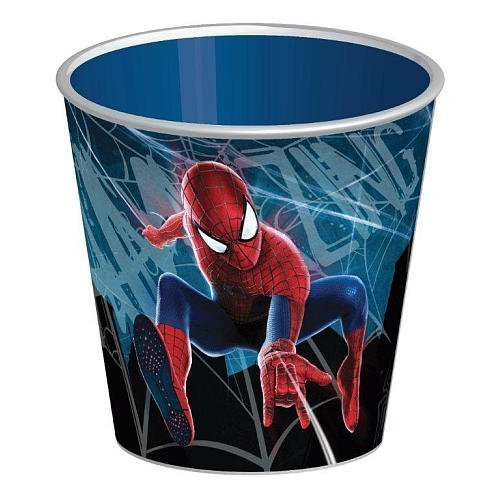 Marvel Spiderman Slash Wastebasket